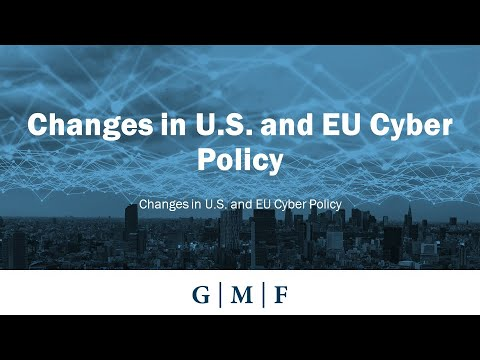 Changes in u.s. and eu cyber policy: cooperation, convergence, or competition?