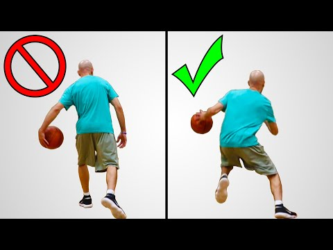Why driving is hard for some players & easy for others! basketball for beginners