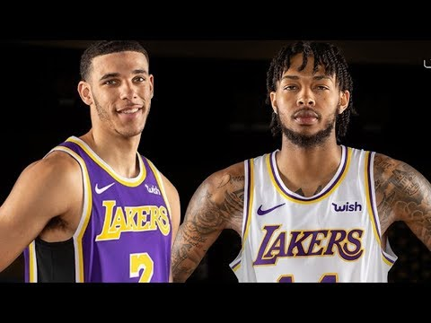 Lakers fans find one thing wrong with new jersey's!