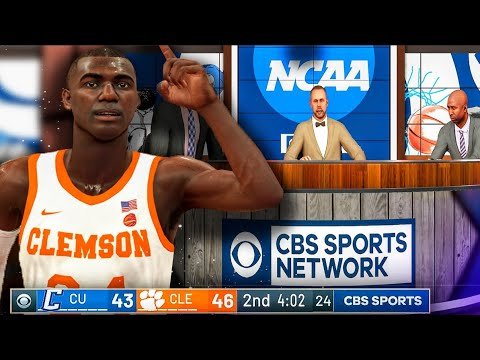 2k fans created an ncaa march madness video game.. never before seen mycareer! | dominusiv