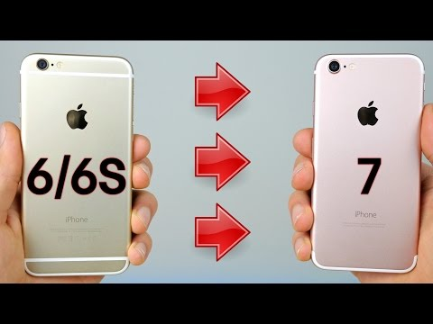 How to turn your iphone 6/6s into an iphone 7!