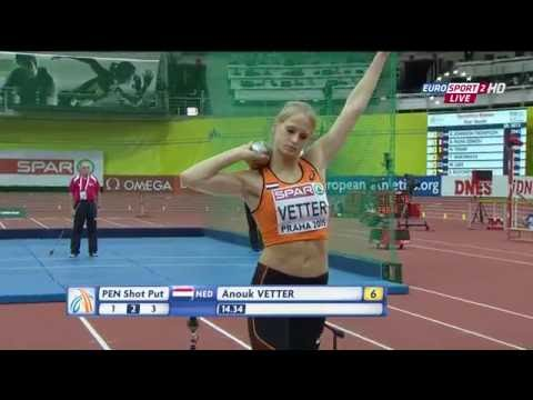 Hd. european athletics indoor championships-2015. day 1. morning session