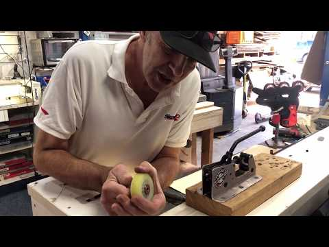 Skater hq   how to remove bearings from inline skate wheels