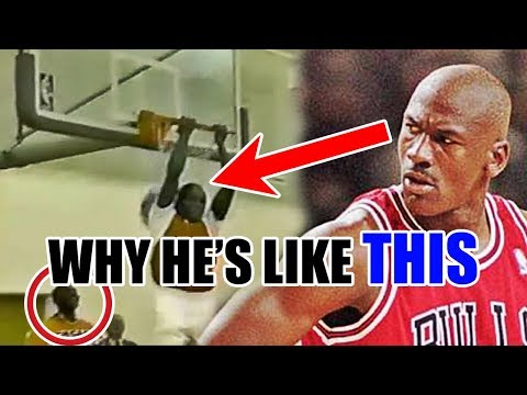 This is why michael jordan is so competitive