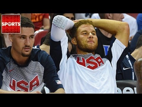 """Will team usa still take blake griffin after """"the punch""""?"""