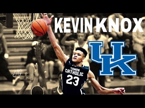 """Kentucky wildcat commit kevin knox """"power"""" mix ᴴᴰ"""
