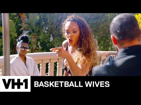 The return of the old evelyn | basketball wives
