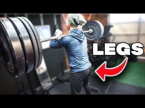 Functional leg workout at home | virus eco thread gym clothes review