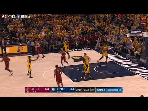 Basketball 2018 highlights cleveland cavaliers vs indiana pacers game 3