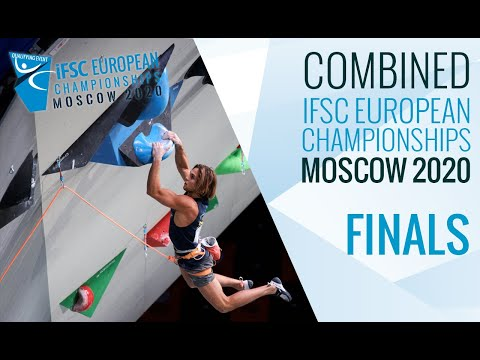Ifsc european championships moscow 2020 - combined finals