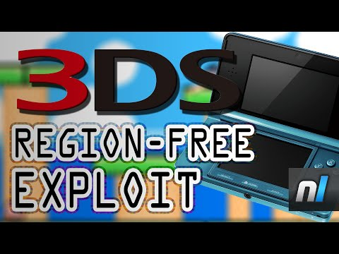 New easy trick makes 3ds region-free!