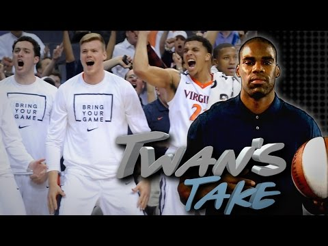 Uva basketball: best team in nation if they beat unc | twan's take