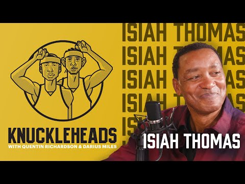 Isiah thomas aka zeke joins q and d   knuckleheads s3: e6   the players' tribune