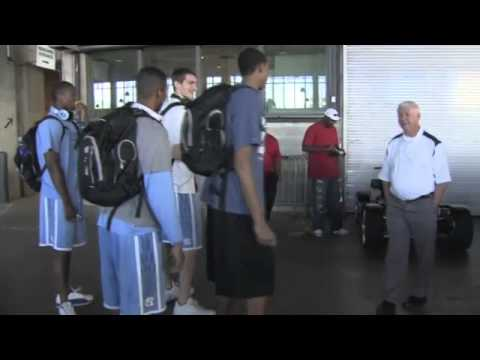 Michael jordan tells unc tar heels he'll get them any shoes if they go to the final four