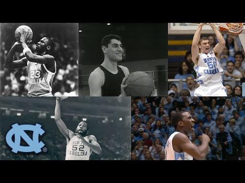Unc basketball: the all-time starting 5 from tar heels' championship teams