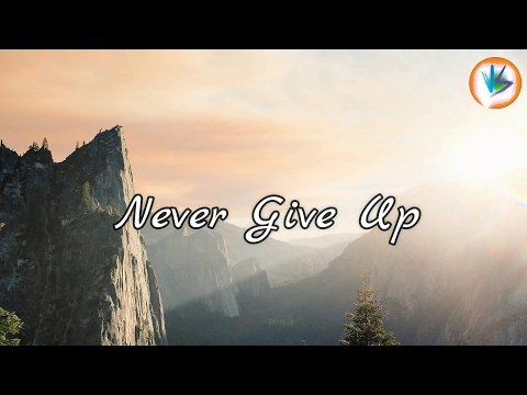 New best inspiring animated story - never give up - by vishal sugandh in english