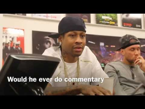Allen iverson names top 5 players of his era, talks kobe vs lebron, ronda rousey and more
