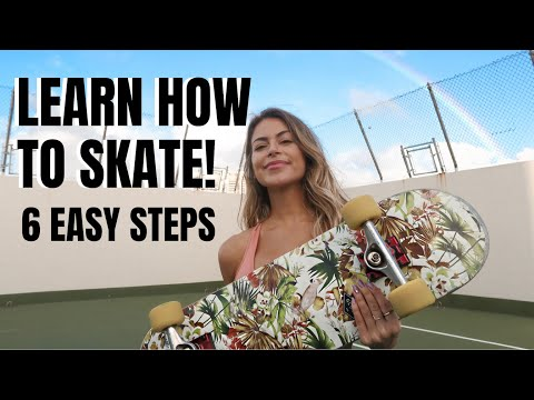 Learn how to skateboard with these beginner tips!