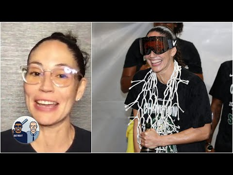 Sue bird doesn't sound ready to retire after winning another wnba title with storm | jalen & jacoby