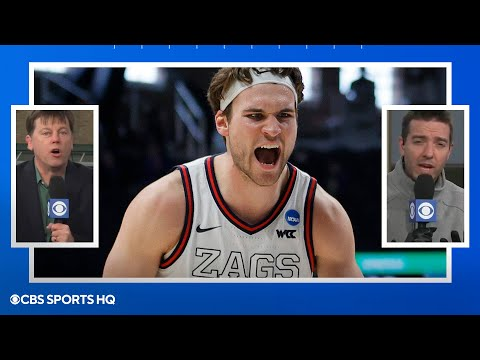 Is gonzaga the greatest college basketball team ever?   cbs sports hq
