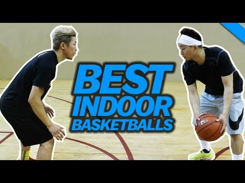 What is the best indoor basketball? w/ hoop and life   fung bros