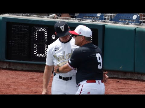 'we stay in our lane' how vanderbilt baseball team reacted to news of nc