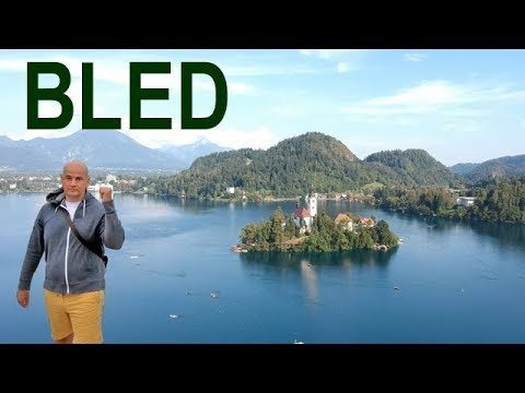 Bled, my open water swimming in masters european championships 2018
