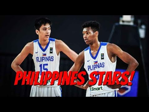 Kai sotto, aj edu, remy martin and why basketball is popular in philippines