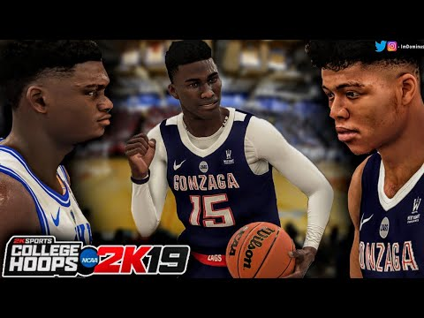 2k fans create an ncaa 19 basketball video game! with a mini story mode! - college hoops 2k19