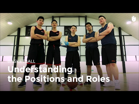 Basketball positions and roles   basketball