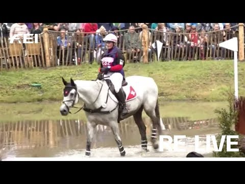 Re-live   cross-country   fei eventing european championships for young riders 2019   maarsbergen
