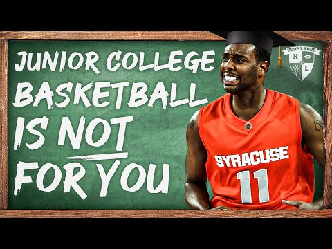 3 reason not to go juco (junior college basketball)