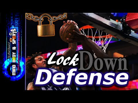 How to play good defense in basketball