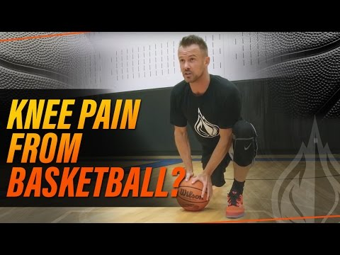 Knee pain from basketball? here's how to fix it with coach alan stein