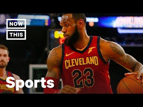 Lebron james is the best basketball player ever – here's why   op-ed   nowthis