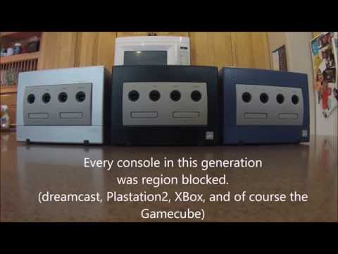 Gamecube region switch. play all japanese and american games
