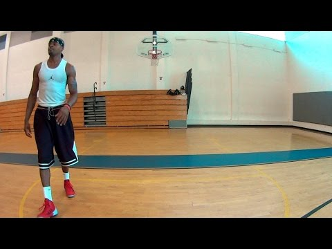 How many hours should a basketball player work out?   dre baldwin