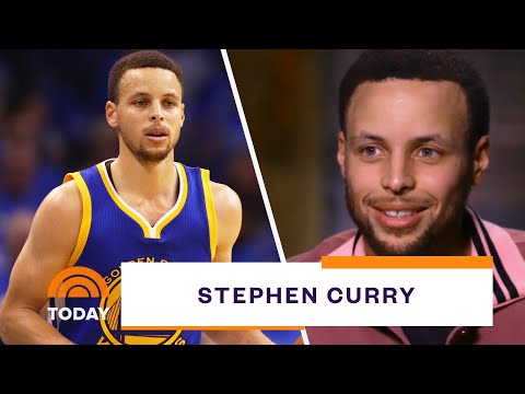 Stephen curry responds to being called 'the greatest basketball player of all time': full interview