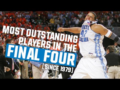 Every final four most outstanding player from 1979-2019