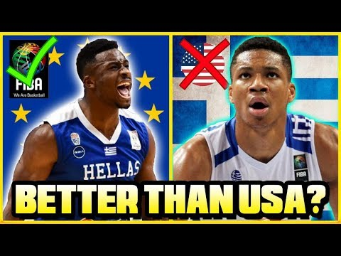 Why giannis and the antetokounmpo brothers can lead greece to win the 2019 fiba world cup!