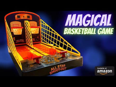 Electric basketball game for kids   finger basketball game   table board game basketball indoor game