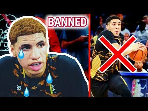 Why lamelo ball and liangelo ball must be banned from basketball!! (awful players)