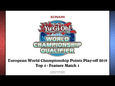 2019 wcq: european championship – world qualifying points play-off – top 4 – match 1!