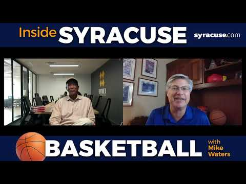 Inside syracuse basketball: dave bing joins mike waters