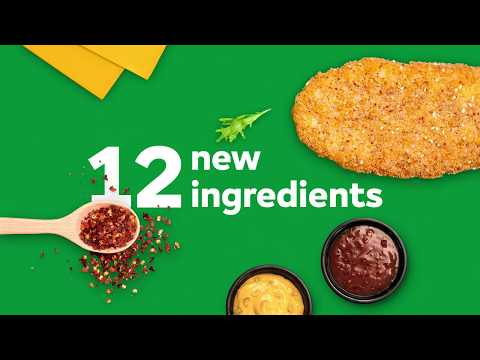 Subway - rediscover what you love launch tvc