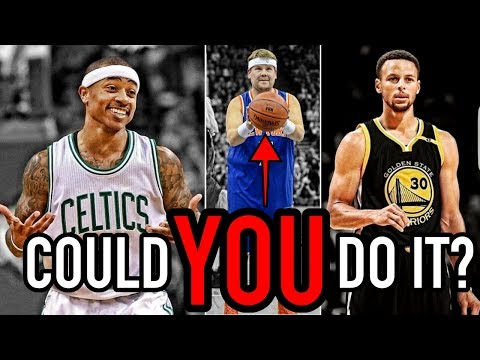 How you can make it to the nba