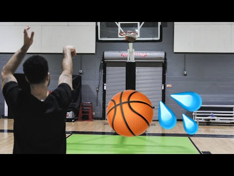 How to purify your jumpshot!! (shoot a basketball better!)