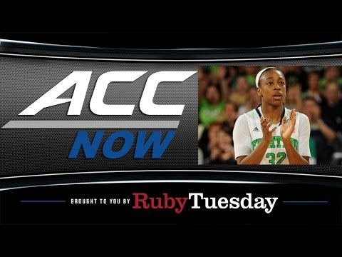 8 acc women's basketball teams selected to ncaa tournament | acc now