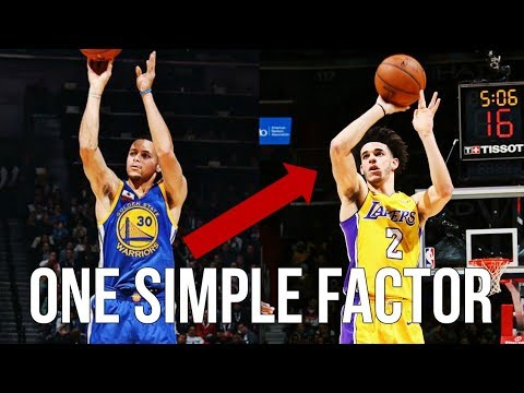 The secret to why shorter players shoot better than taller players