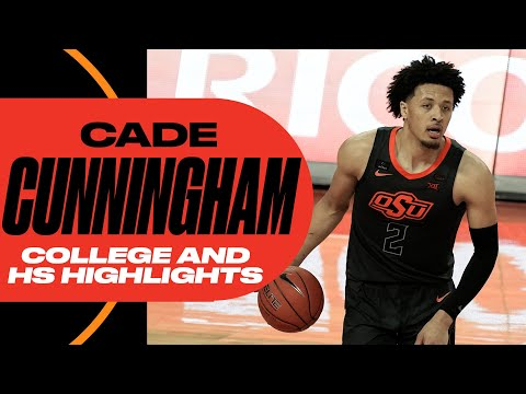 Cade cunningham college and high school highlights — future no.1 pick?!